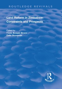 Cover Land Reform in Zimbabwe: Constraints and Prospects