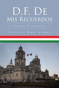 Cover D.F. De Mis Recuerdos