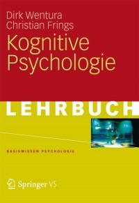 Cover Kognitive Psychologie