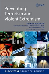 Cover Preventing Terrorism and Violent Extremism