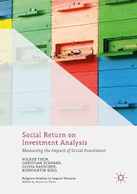 Cover Social Return on Investment Analysis