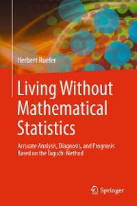 Cover Living Without Mathematical Statistics