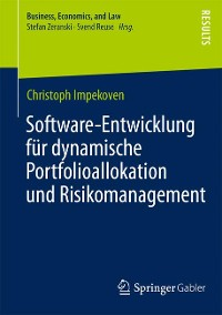Cover Software-Entwicklung für dynamische Portfolioallokation und Risikomanagement