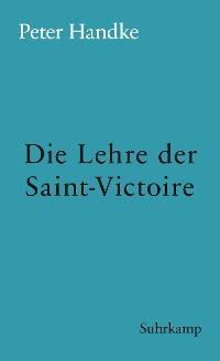 Cover Die Lehre der Sainte-Victoire