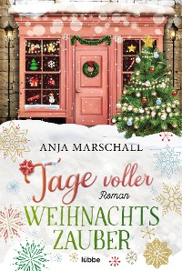 Cover Tage voller Weihnachtszauber
