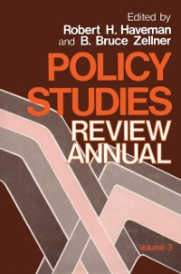 Cover Policy Studies: Review Annual