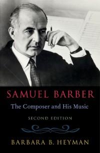 Cover Samuel Barber
