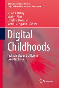 Cover Digital Childhoods