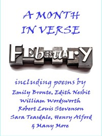 Cover February, A Month In Verse