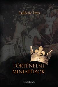 Cover Tortenelmi miniaturok