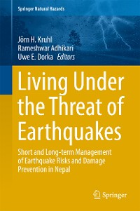 Cover Living Under the Threat of Earthquakes