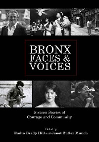Cover Bronx Faces and Voices