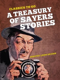 Cover Treasury of Sayers Stories