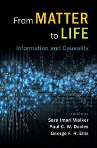 Cover From Matter to Life