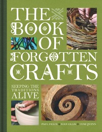 Cover Book of Forgotten Crafts