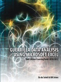 Cover Guerilla Data Analysis Using Microsoft Excel