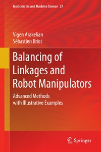 Cover Balancing of Linkages and Robot Manipulators