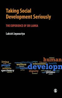 Cover Taking Social Development Seriously