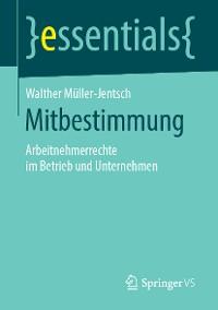 Cover Mitbestimmung