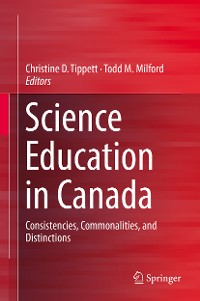 Cover Science Education in Canada