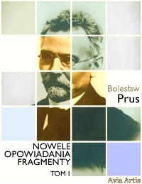 Cover Nowele opowiadania fragmenty. Tom 1