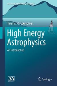 Cover High Energy Astrophysics