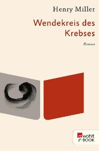 Cover Wendekreis des Krebses