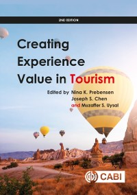 Cover Creating Experience Value in Tourism