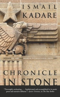 Cover Chronicle in Stone