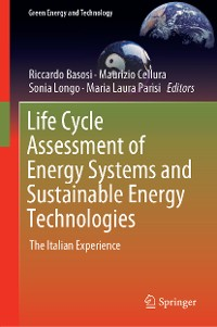 Cover Life Cycle Assessment of Energy Systems and Sustainable Energy Technologies
