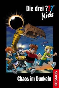 Cover Die drei ??? Kids, 68, Chaos im Dunkeln (drei Fragezeichen Kids)