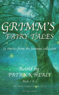 Cover Grimm's Fairy Tales - Book 2 of 2