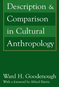 Cover Description and Comparison in Cultural Anthropology