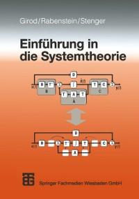 Cover Einfuhrung in die Systemtheorie