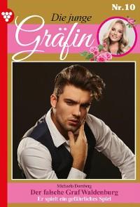 Cover Die junge Gräfin 10 – Adelsroman