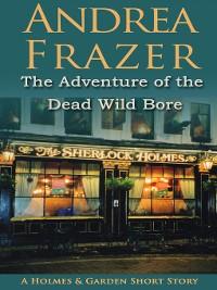 Cover The Adventure of the Dead Wild Bore