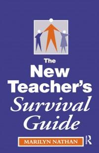 Cover New Teacher's Survival Guide