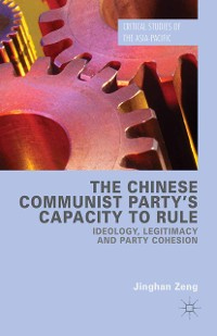 Cover The Chinese Communist Party's Capacity to Rule