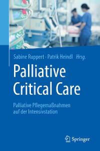Cover Palliative Critical Care