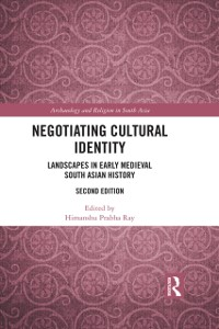 Cover Negotiating Cultural Identity