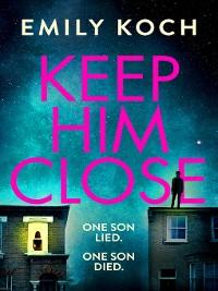 Cover Keep Him Close