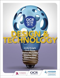 Cover OCR GCSE (9-1) Design and Technology