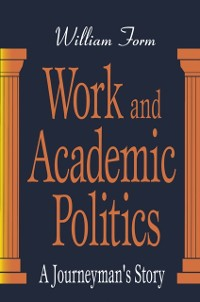 Cover Work and Academic Politics