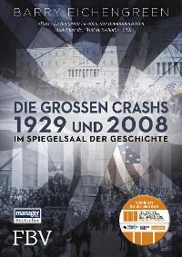 Cover Die großen Crashs 1929 und 2008