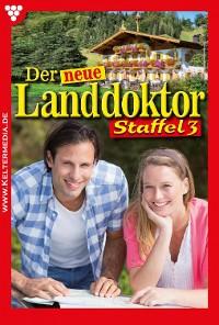 Cover Der neue Landdoktor Staffel 3 – Arztroman