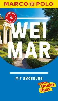 Cover MARCO POLO Reiseführer Weimar
