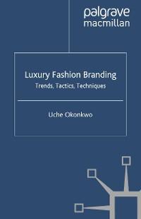 Cover Luxury Fashion Branding
