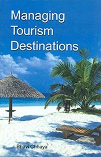 Cover Managing Tourism Destinations