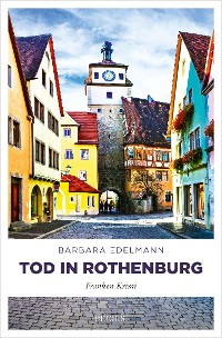 Cover Tod in Rothenburg