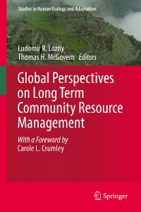 Cover Global Perspectives on Long Term Community Resource Management